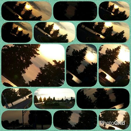 Creative Light And Shadow Hi! ☺ Hello 👀world 🌍 Check This Out Sunset Amazing Sunset Bonne Soiree A Tous 💜👍