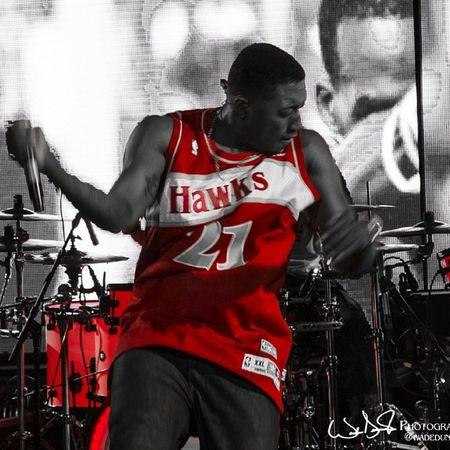 Lecrae Concert in Atlanta ATLHawks