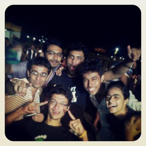 Vishal-Shekhar concert! Waves2013 Hindinight