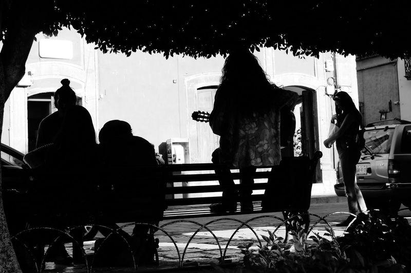 Musician Street Musician Stretphotography San Miguel De Allende