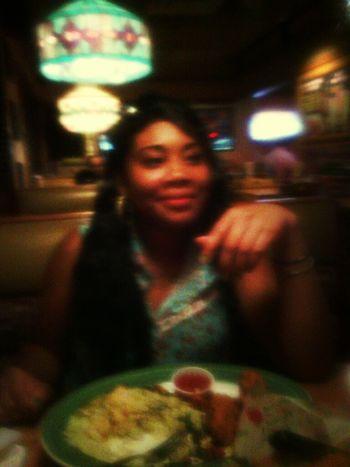 At Applebees