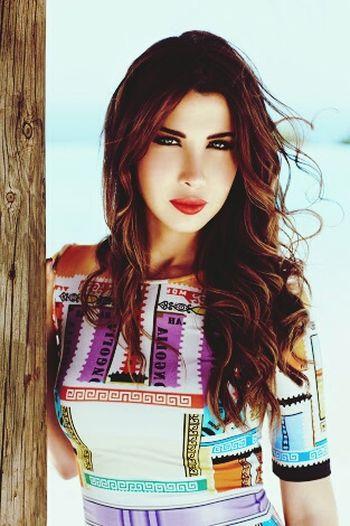 Nancy Ajram Beauty Of Paradise My Crush