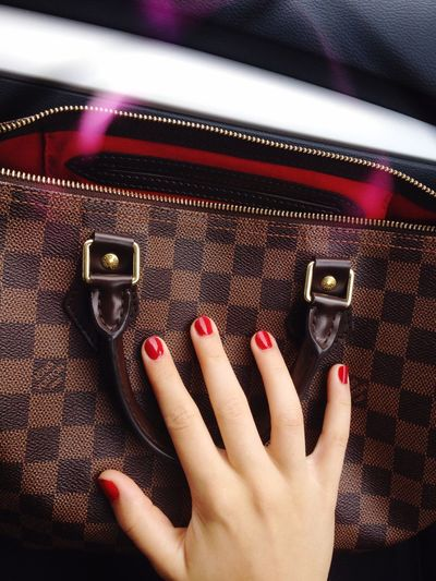 Louis Vuitton Cute LoveRednails Speedy30 Lovely Lifestyle