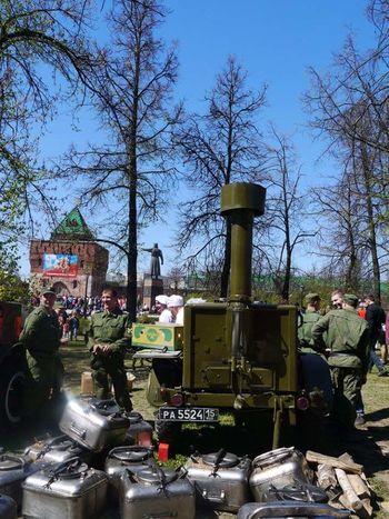 Patriot 9мая🎆🎇😆 9мая НижнийНовгород Нижний_Новгород Nizhniy Novgorod NizhnyNovgorod Russia Relaxation солдаты каша