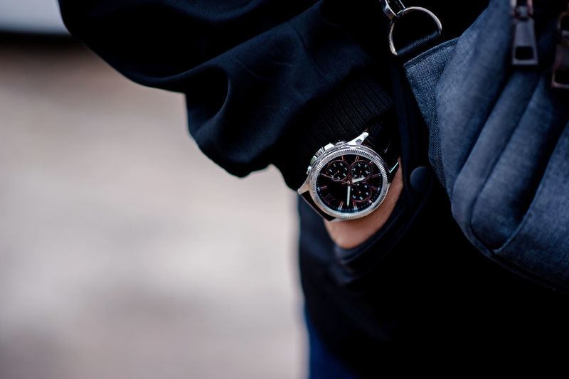 Watch Wrist Hand Time Clock Watches Luxury White Fashion Wristwatch Business Man Black Woman Young Elegant People person Men Elégance Lifestyle Suit Arm Hands Wearing Wear Closeup Style Background Modern Businessman Girl Up Adult Rolex Human Checking Close Shirt Model Classic Lady Isolated Male Silver  Minute Beauty Beautiful Female
