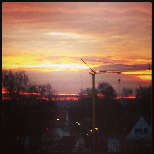 Guten Morgen 2014 Goodmorning Sunrise Sonbebaufgang