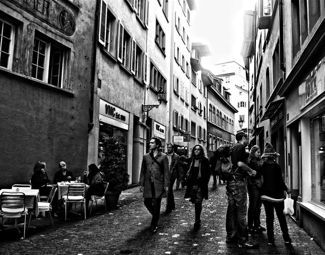 Streetphoto_bw BW Collection Blackandwhite