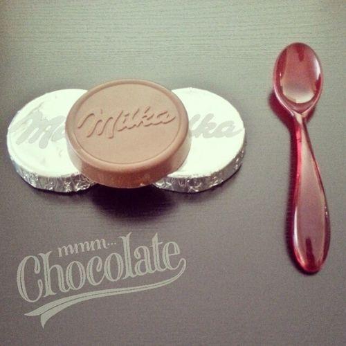 Gran descubrimiento ? Milkandcookies . ChocoWafer by Milka ? ? .