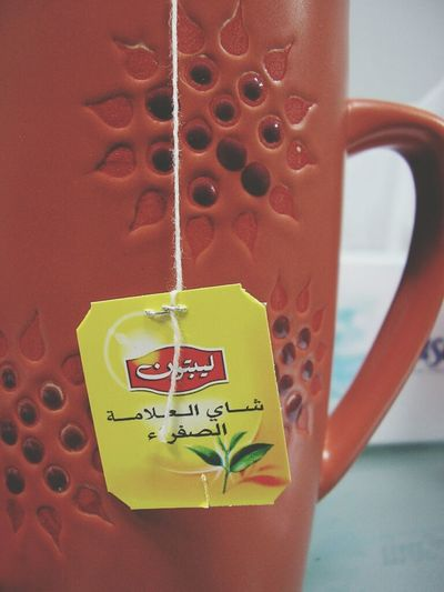 Tea Time Red Close-up Indoors  No People EyeEmNewHere WhileIAmOnMove Dubailife Paint The Town Yellow