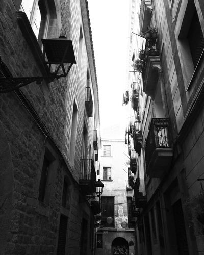 Architectural Detail Barrio Gótico Barcelona España🇪🇸 SPAIN