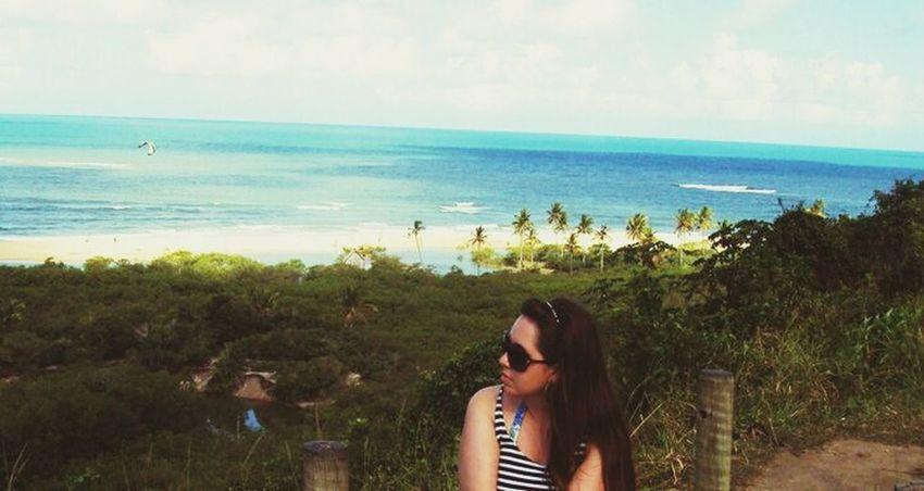 Sobre umas férias mais antigas... Vida Life Natureza Enjoying Life Relaxing Quadrado De Trancoso Paraisotrancoso Trancoso Bahia Bahia/brazil
