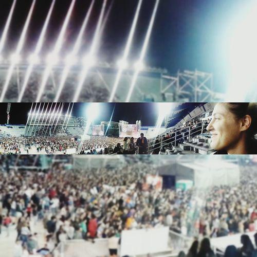 *con mi sister* Ayer en Velez - Ntvg Concert Music Great Panoramic