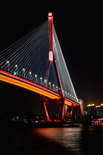 Yangpu Bridge -