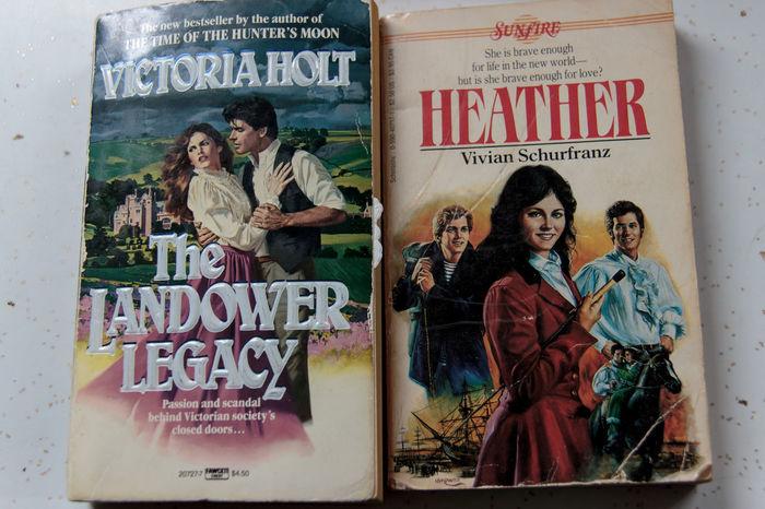 Book Books Books ♥ Bookshelf Paperback Romance Romance Novels