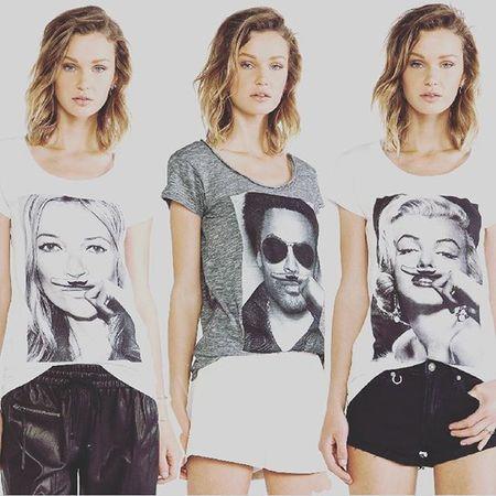 Quiero la camiseta del medio Bonita Laquiero Menencanta