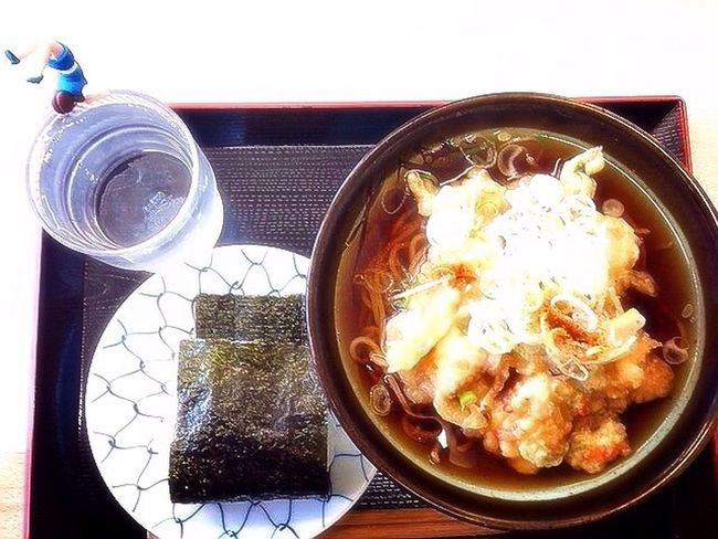 Soba Eating Fuchiko