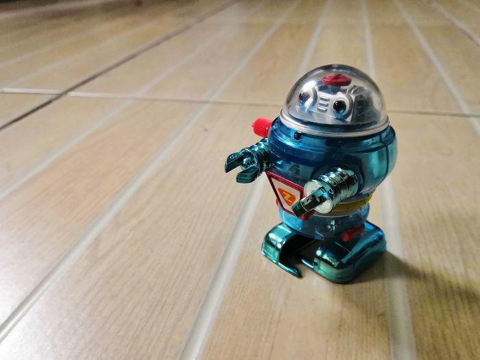 Robo stop City