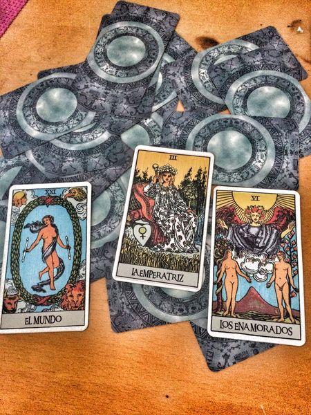 Tarotcards Tarot Tarotreading No People Indoors  Close-up