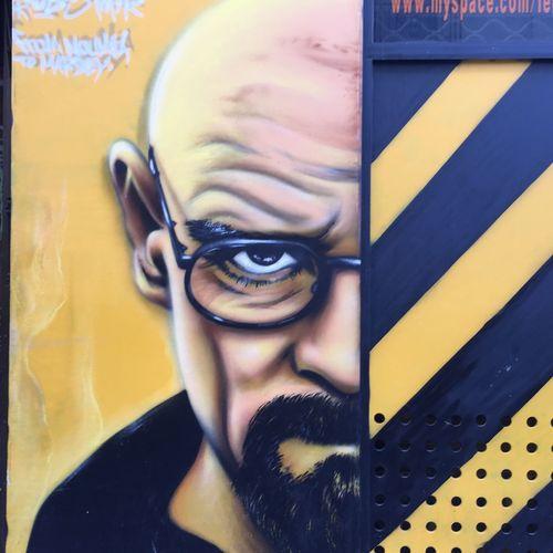 Walter White Breackingbad Heisenberg