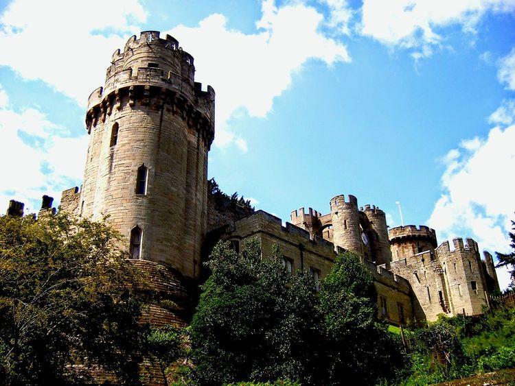 Castle Warwick Castle