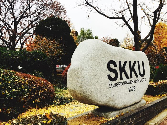 SKKU Sungkyunkwan University