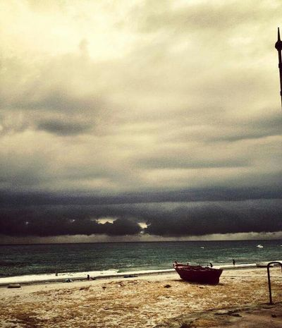 A gray spring day... EyeEm Best Edits My Sea Sea_collection Sea And Sky Simple Moment Me & My Camera Calabria (Italy)