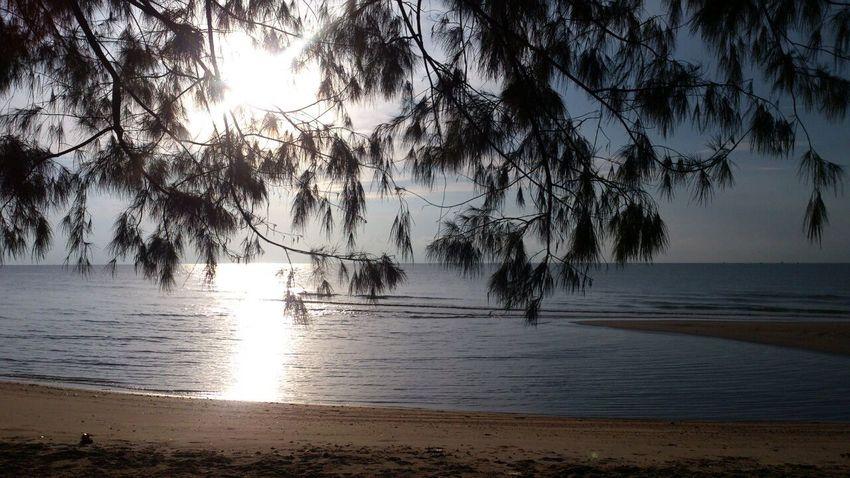 Sea View Thailand Cha-um Beach