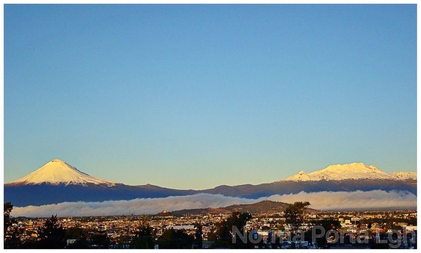Popocatepetl Iztaccihuatl Taking Photos Enjoying Life Trough The Window My View Puebla Mexico Volcanoes naturaleza paisaje I Love My Country ❤️ Love My City