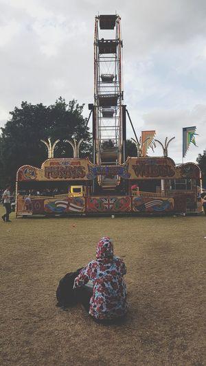 Falla girare. Citadel Festival Wheel Wheel Of Fortune Luna Park Hermit