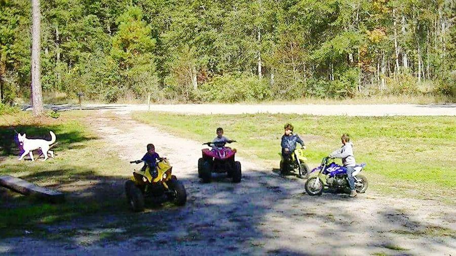 Everyday Joy Boys Will Be Boys Kids Being Kids Cousins Having Fun :) Boys Offroading :-)