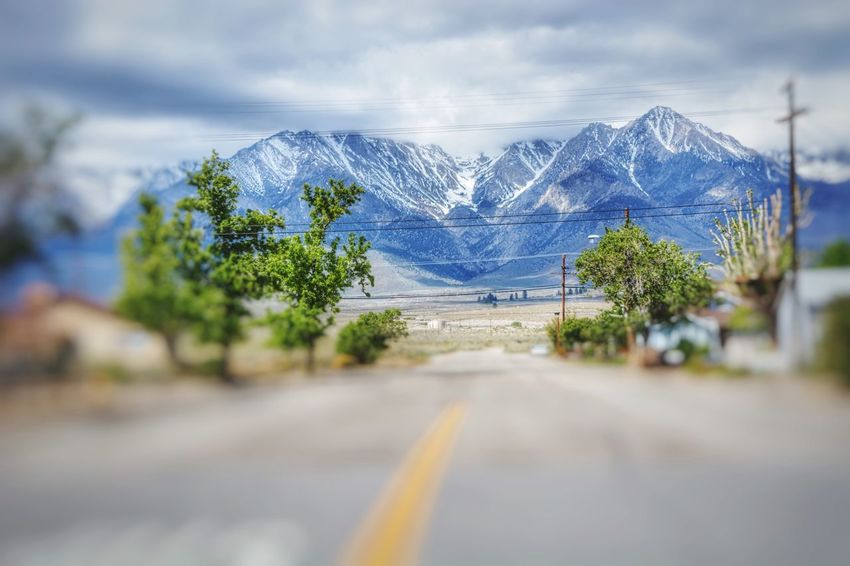 Lense Blur Blurred Motion Taking Photos Road Trip Taking Photos Blurred Perspective Check This Out From My Point Of View Mountain View Hidden Beauty Tranquil Scene Mountain Range Horizon Over Land Moving Forward