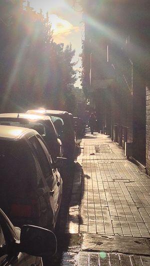 Vanishing Point EyeEm Best Shots Iridescent  Pedestrian Walking Around Urban