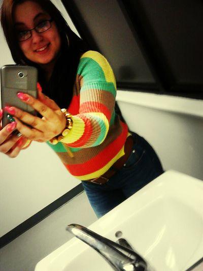 bathroom pic (;