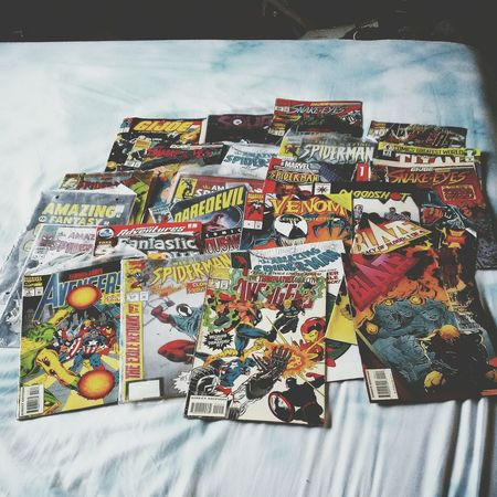 Marvel Comics Comic Books