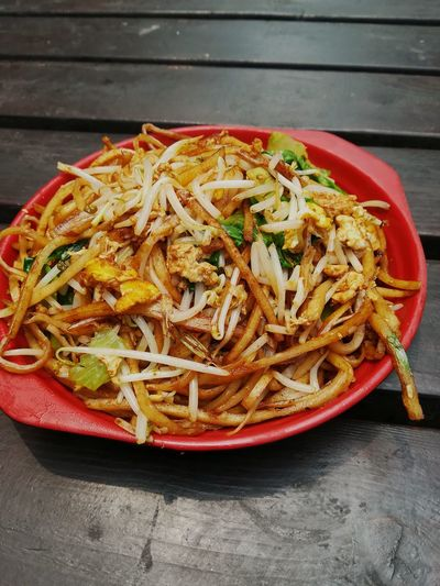 Lunch Streetfood Foodies Tasty Food Eating China Style