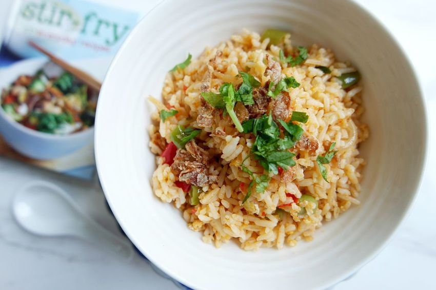 Fried Rice Bowl Ready-to-eat Food And Drink