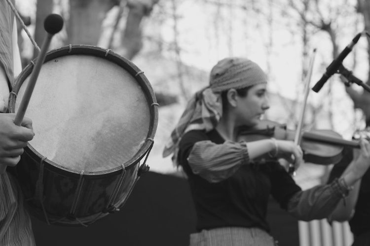 Culture Check This Out Eye4photography  Mallorca Culture Folklore Music Taking Photos Blackandwhite Hello World