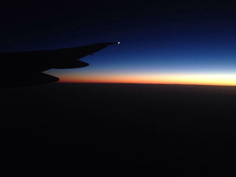 Dubai Nightfly Dark Sunset #sun #clouds #skylovers #sky #nature #beautifulinnature #naturalbeauty #photography #landscape