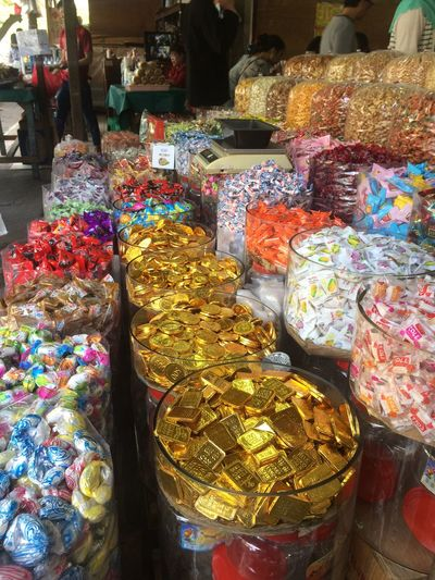 candies and sweets for ceng beng celebration Sweets Foodies Chinese Culture Traditions Culture Chinatown Celebrations Multi Colored Variation Large Group Of Objects