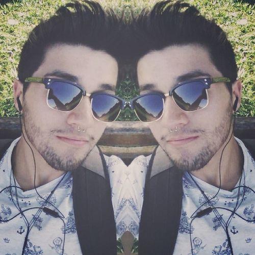Mirror Glasses Piercing