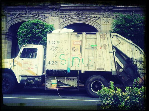 Trash Is Treasured Bus