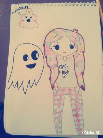 My friend drew