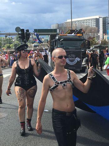 Stockholm Stockholm Pride Leather
