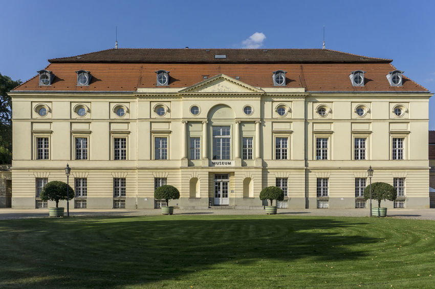 Charlottenburg Palace Museum in Berlin, Germany Architecture Architecture Authority Berlin Building Building Exterior Built Structure Charlottenburg Castle Charlottenburg Palace Charlottenburg Palace Museum City Clear Sky Color Image Façade Germany🇩🇪 Government History Horizontal Museum No People Outdoors Photography Politics And Government Seat Sky