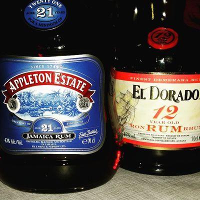 Instarum Appletonestate Eldoradorum Holygrail Grail @appletonestateja @eldorado_rum