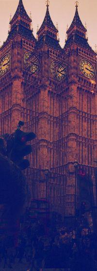 Big Ben Montage Inlondon