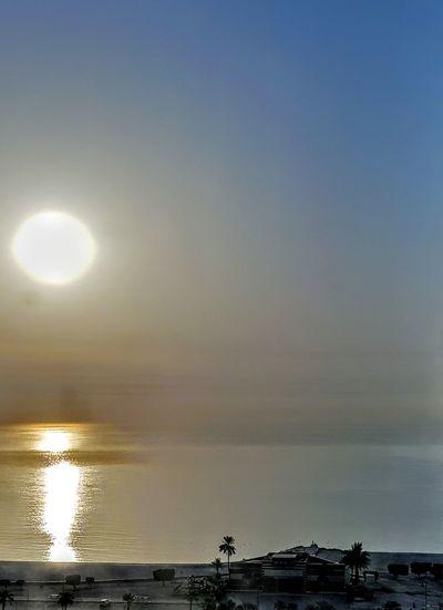Sunrise , Good morning ، Bonjour ، Buenos dias ، Goede morgen، Καλημέρα ، صباح الخير ، 早安 ، Buongiorno ، Günaydın Water Sea Sunset Sun Reflection Beauty Refraction Sky Horizon Over Water Cloud - Sky Seascape Tide Wave Calm Coast