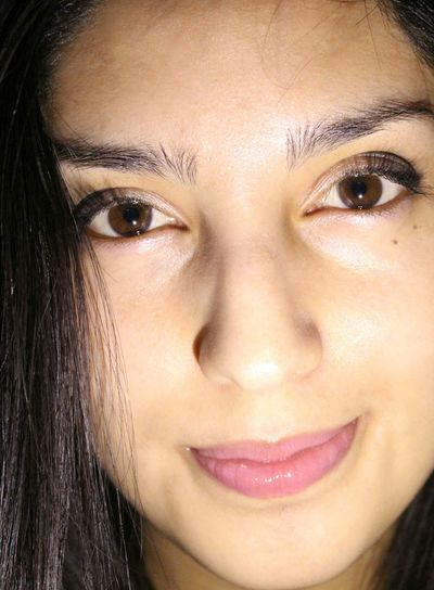 Sin filtro :) Unfiltered Girl Eyes Face
