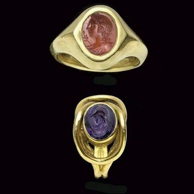 Mücevher aslinda hem Gemoloji hem Antropoloji hem de Arkeolojinin ilgi alani.Cunku insanin ortaya cikisindan beri var...Jewellery is a subject which related Gemology Archaeology and Antropology 👌A ROMAN CARNELIAN RING Stone Roman REPUBLIC, CIRCA 1ST CENTURY B.C. and A ROMAN Amethyst RING STONE ROMAN REPUBLIC, CIRCA 1ST CENTURY B.C. Jewelry Jewelrygram Joias Jewelblog Ancient Jewelryblogger Jewelryperiods Joyas Instagram_turkey Turkishfollowers Turkinstagram Bilim Jewelrylover Gununmucevheri
