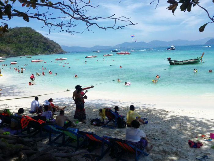 Красота Thailand Coralisland